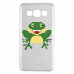 Чехол для Samsung A3 2015 Cute toad