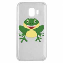 Чехол для Samsung J2 2018 Cute toad