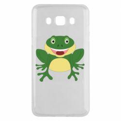 Чехол для Samsung J5 2016 Cute toad