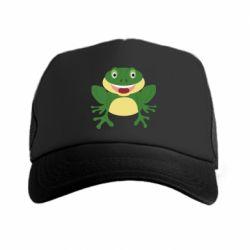 Кепка-тракер Cute toad