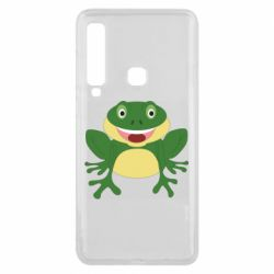 Чехол для Samsung A9 2018 Cute toad