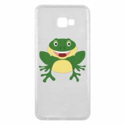 Чехол для Samsung J4 Plus 2018 Cute toad