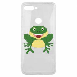 Чехол для Xiaomi Mi8 Lite Cute toad
