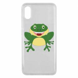 Чехол для Xiaomi Mi8 Pro Cute toad