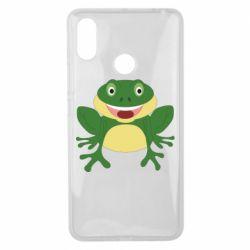 Чехол для Xiaomi Mi Max 3 Cute toad