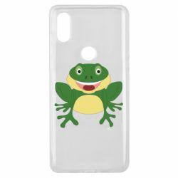 Чехол для Xiaomi Mi Mix 3 Cute toad