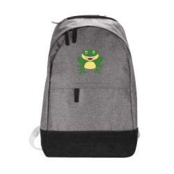 Городской рюкзак Cute toad
