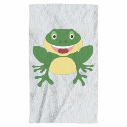 Полотенце Cute toad