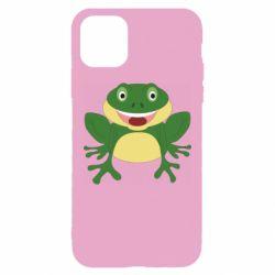 Чехол для iPhone 11 Pro Max Cute toad