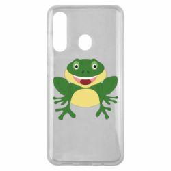 Чехол для Samsung M40 Cute toad