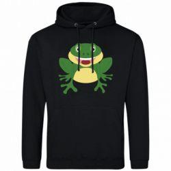 Мужская толстовка Cute toad