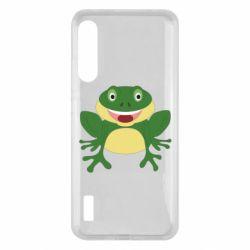 Чохол для Xiaomi Mi A3 Cute toad