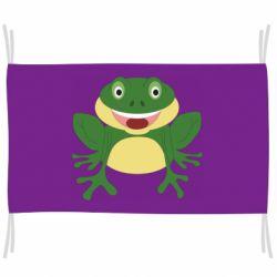 Флаг Cute toad