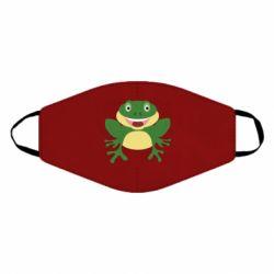 Маска для лица Cute toad
