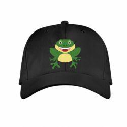 Детская кепка Cute toad