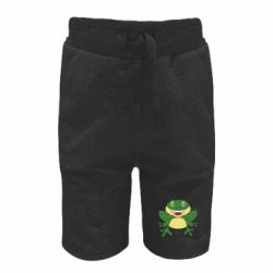 Детские шорты Cute toad
