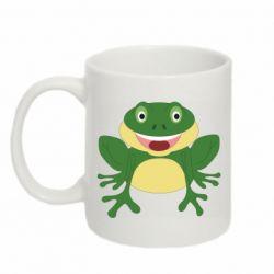 Кружка 320ml Cute toad