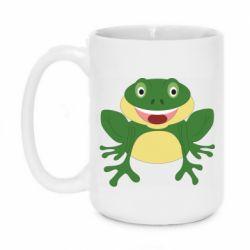 Кружка 420ml Cute toad