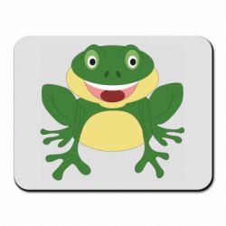 Коврик для мыши Cute toad