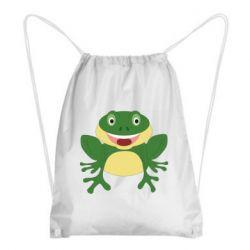 Рюкзак-мешок Cute toad