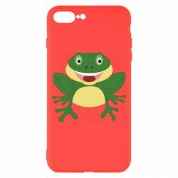 Чехол для iPhone 7 Plus Cute toad
