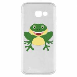 Чехол для Samsung A5 2017 Cute toad