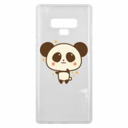 Чохол для Samsung Note 9 Cute vector pandochka