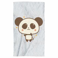 Рушник Cute vector pandochka