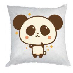 Подушка Cute vector pandochka