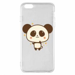 Чохол для iPhone 6 Plus/6S Plus Cute vector pandochka