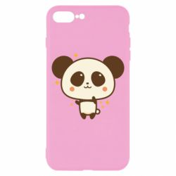 Чохол для iPhone 8 Plus Cute vector pandochka