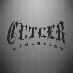 Наклейка Cutler Athletics - FatLine