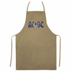 Цветной фартук AC/DC Logo