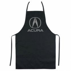 Кольоровий фартух Acura logo 2