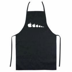 Кольоровий фартух Apple Еволюції