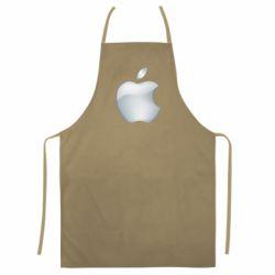 Кольоровий фартух Apple Silver