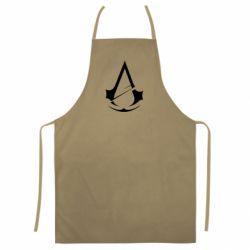 Кольоровий фартух Assassins Creed Logo