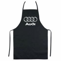 Цветной фартук Audi Big