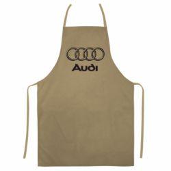 Цветной фартук Audi Small