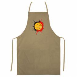 Кольоровий фартух Баскетбольний м'яч