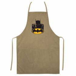 Кольоровий фартух Batman face