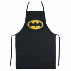 Цветной фартук Batman Gold Logo