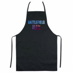 Кольоровий фартух Battlefield 5 bullets