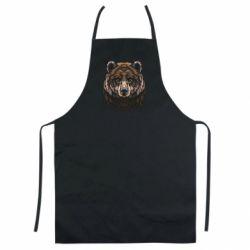 Кольоровий фартух Bear graphic