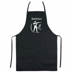 Цветной фартук Biathlon