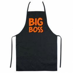 Цветной фартук Big Boss