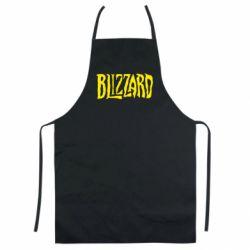 Кольоровий фартух Blizzard Logo