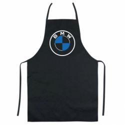 Кольоровий фартух BMW logo 2020