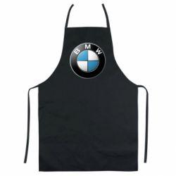 Цветной фартук BMW Logo 3D