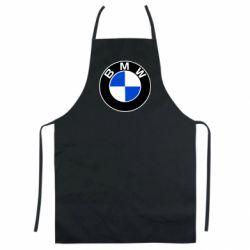 Цветной фартук BMW